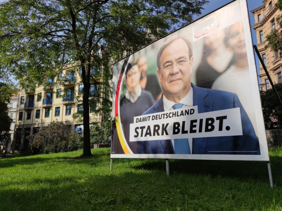 Forsa: Union legt zu - SPD stabil