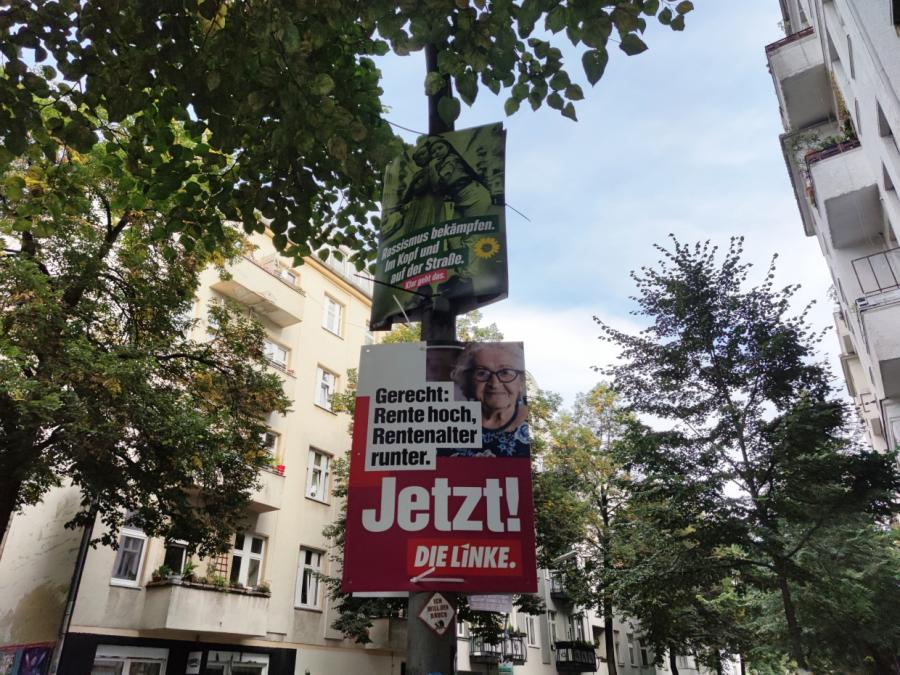 Claudia Roth lehnt Koalition mit Linken nicht grundsätzlich ab