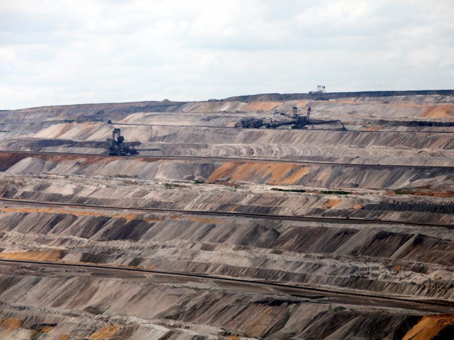 Kohle im ersten Halbjahr wichtigster Energieträger