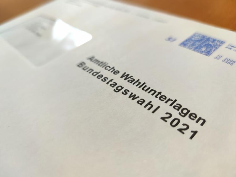 Bundeswahlleiter: Wahlbriefe rechtzeitig abschicken