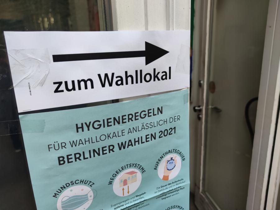 Berliner Landeswahlleiterin stellt Amt zur Verfügung