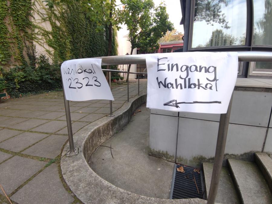 Wahl-Chaos in Berlin alarmiert Bundeswahlleiter