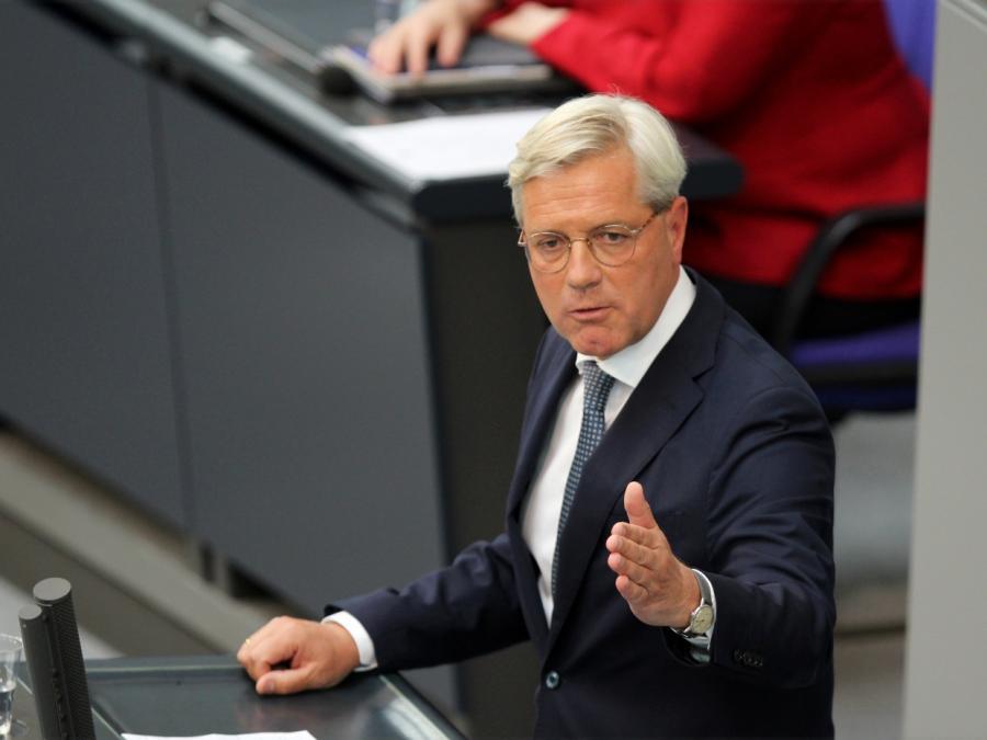 Röttgen warnt vor frühzeitiger Wahl des Fraktionsvorsitzenden