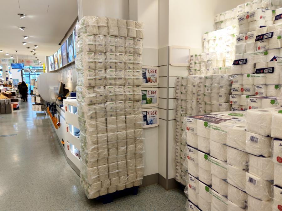 Klopapier könnte im Winter deutlich teurer werden