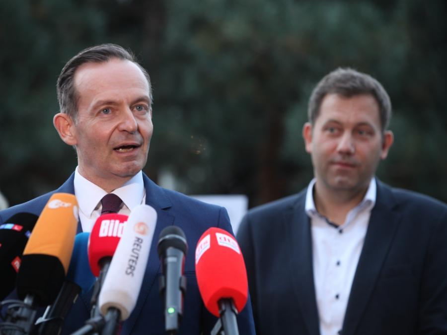 SPD und FDP senden nach ersten Sondierungen gemischte Signale