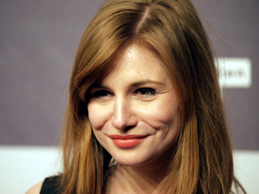 Schauspielerin Josefine Preuß sucht das Glück in sich selbst