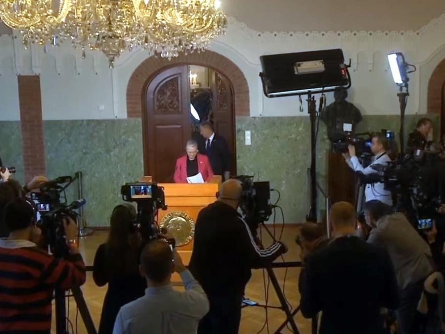 Journalisten Ressa und Muratow bekommen Friedensnobelpreis