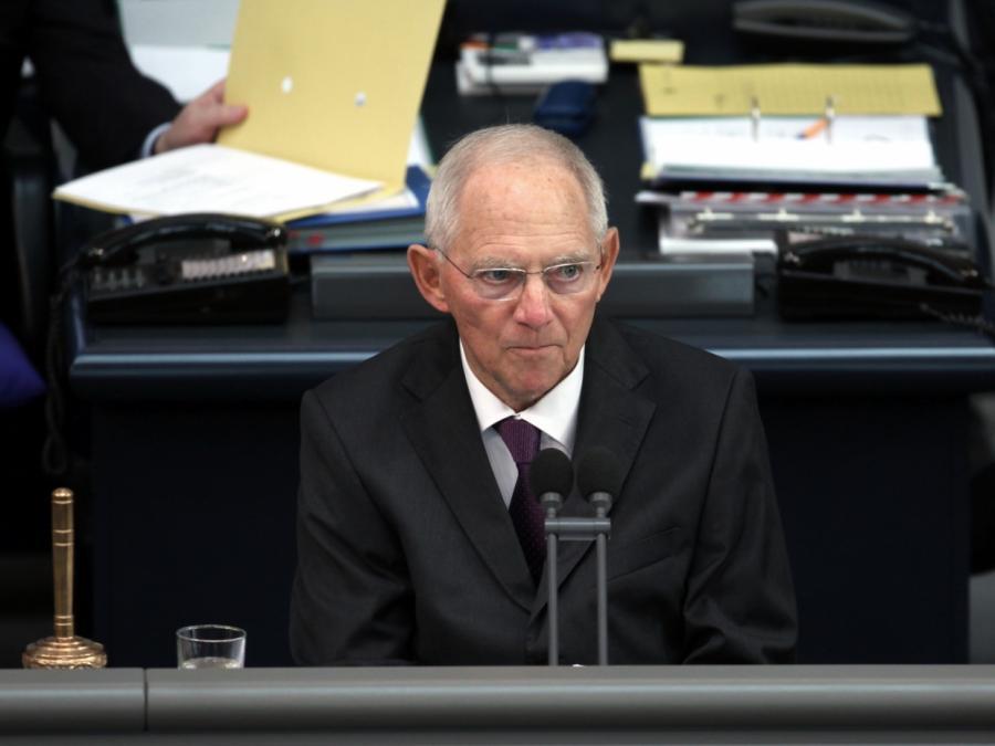 Schäuble will eigenen Vorschlag für Wahlrechtsreform präsentieren