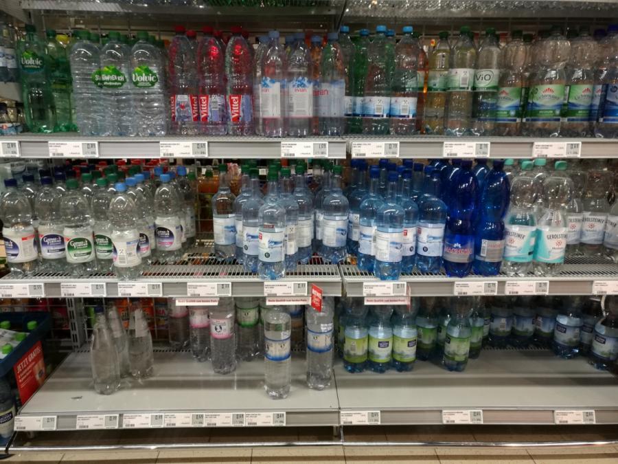 Plastiksteuer: EU-Kommission ruft Bundesregierung zum Umdenken auf