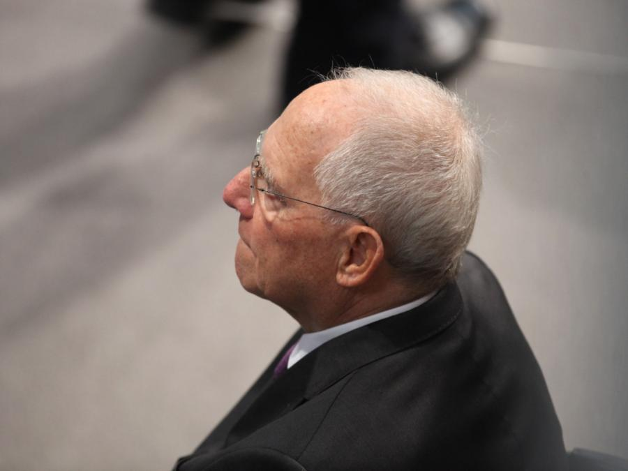Schäuble dringt auf EU-Reformen