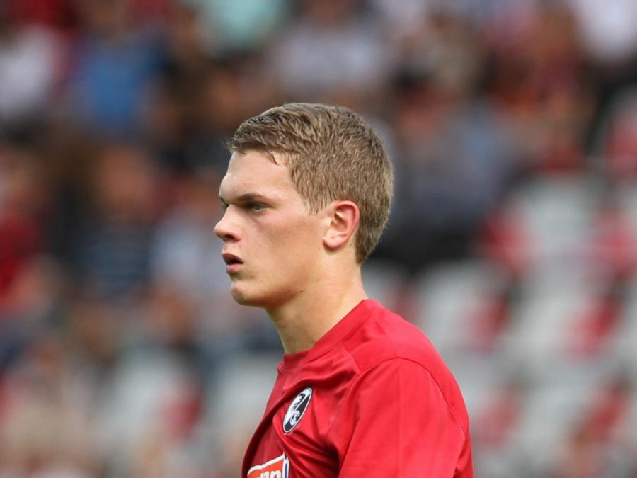 Nationalspieler Ginter: