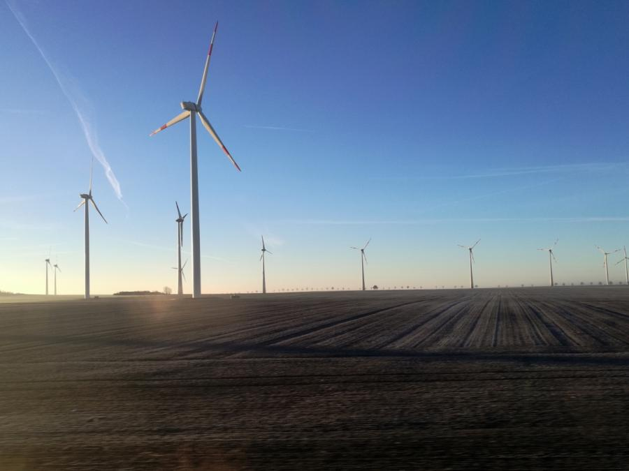 Bericht: Ausbau der Windenergie kommt fast zum Erliegen