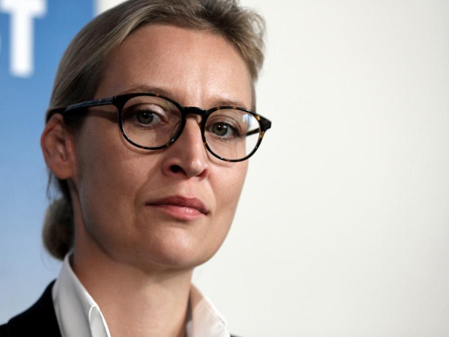 Weidel soll beim AfD-Parteitag für-Bundesvorstand kandidieren