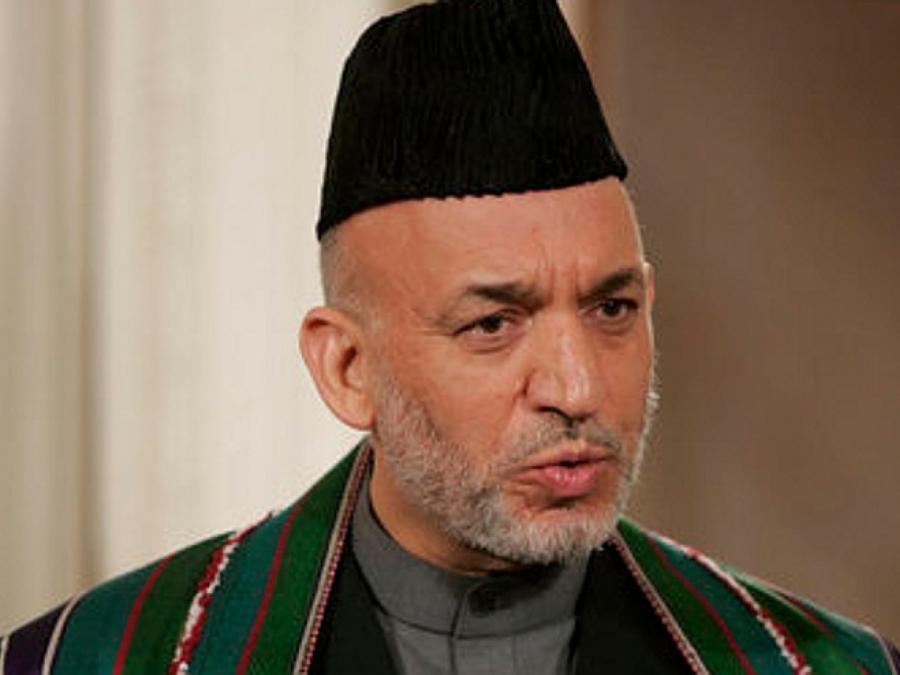 Afghanischer Ex-Präsident Karsai erhebt schwere Vorwürfe gegen USA
