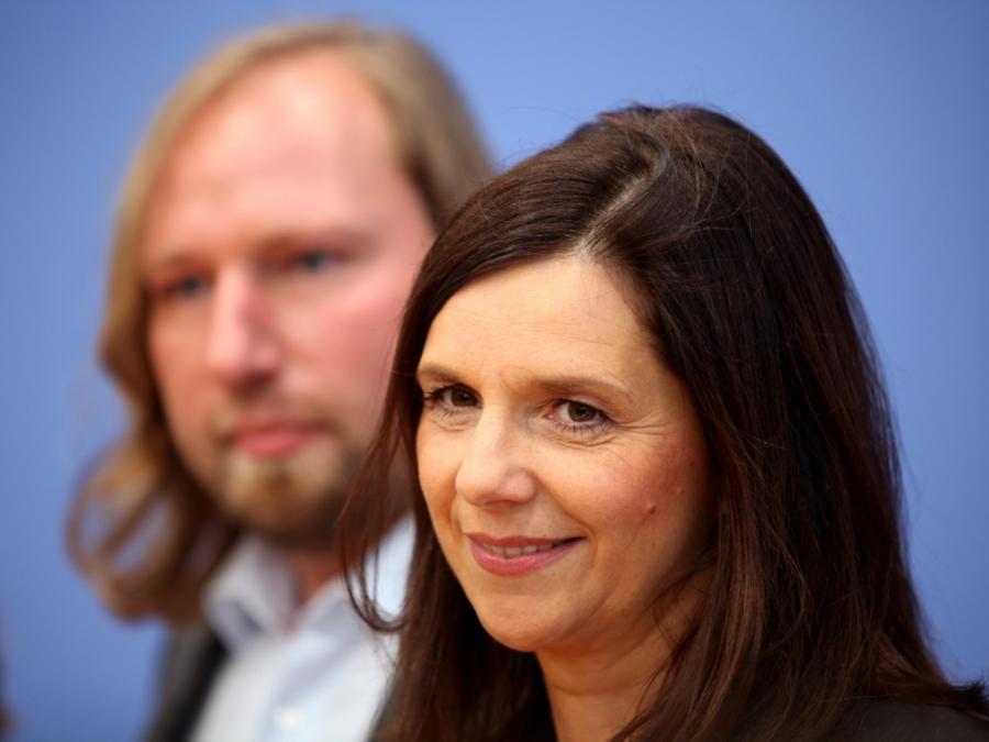 Göring-Eckardt will Fraktionschefin bleiben