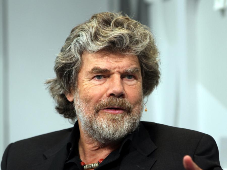 Reinhold Messner war am Anfang seiner Karriere