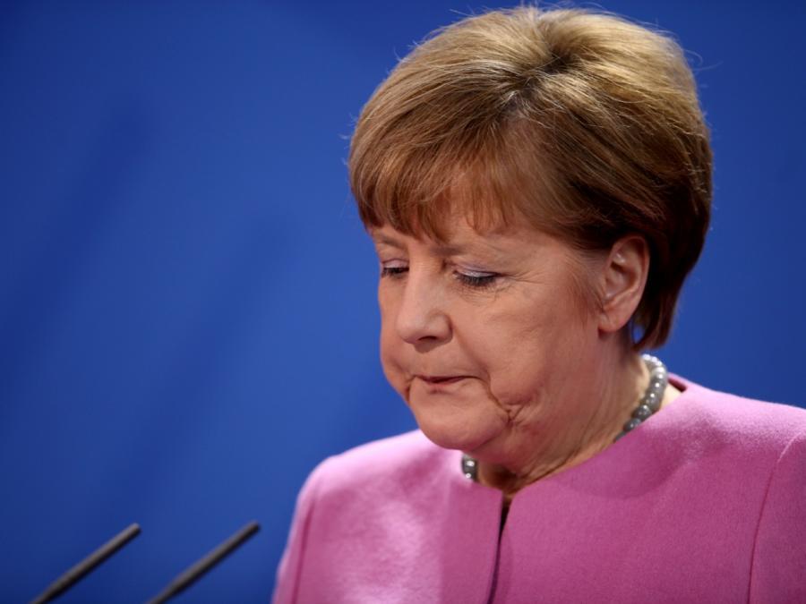 Merkel kondoliert mexikanischem Präsidenten