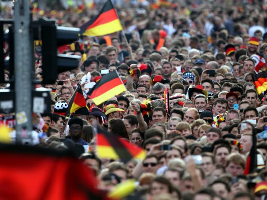 Studie: Jeder Vierte glaubt an deutschen EM-Sieg 2024