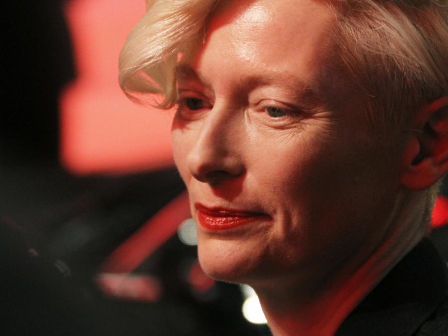 US-Schauspielerin Swinton wütend auf Trump