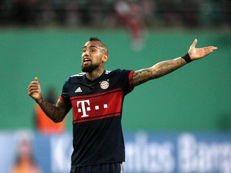 1. Bundesliga: Bayern gewinnt gegen Hannover