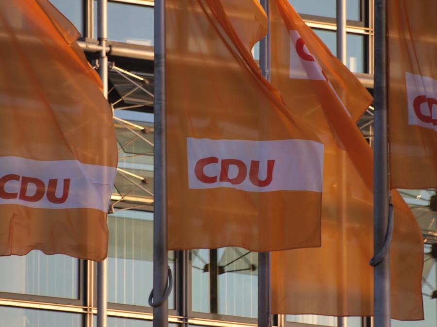 SPD warnt CDU vor Einfluss der
