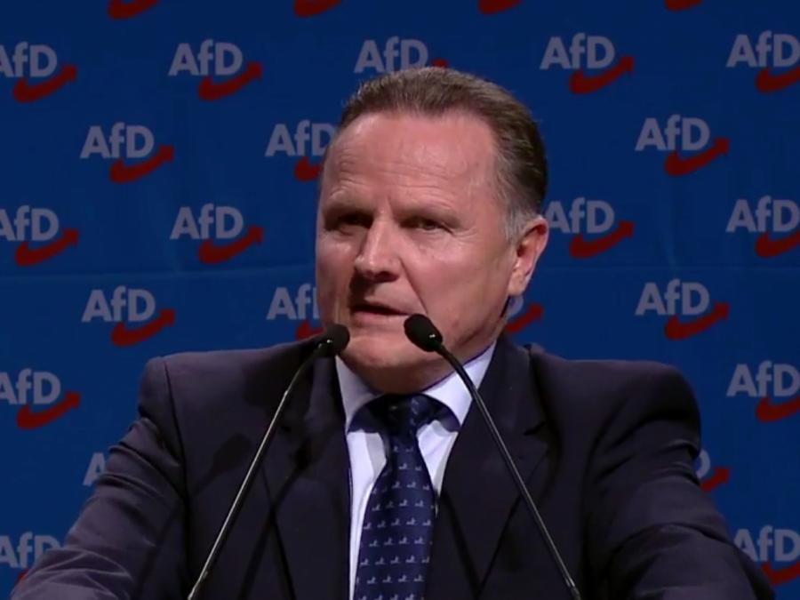 Pazderski, Gottschalk und Glaser stellvertretende AfD-Bundessprecher