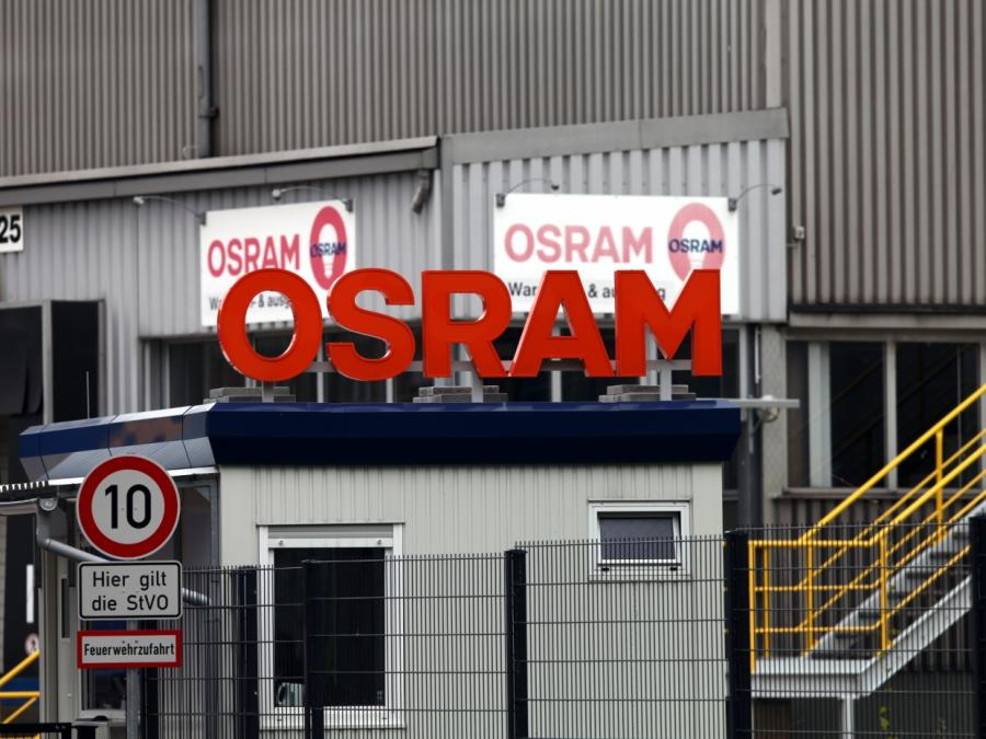 Osrams Ex-China-Partner wird zum Konkurrenten