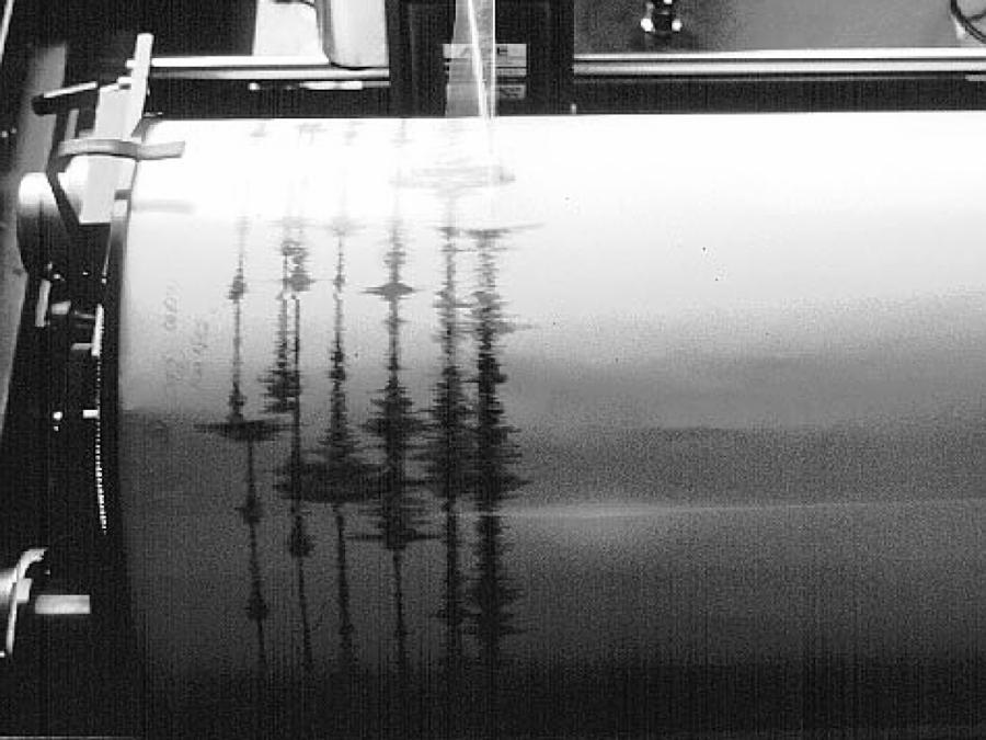 Starkes Erdbeben im Iran