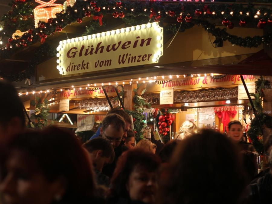 Weihnachtsmärkte: Städte- und Gemeindebund fordert Maskenpflicht