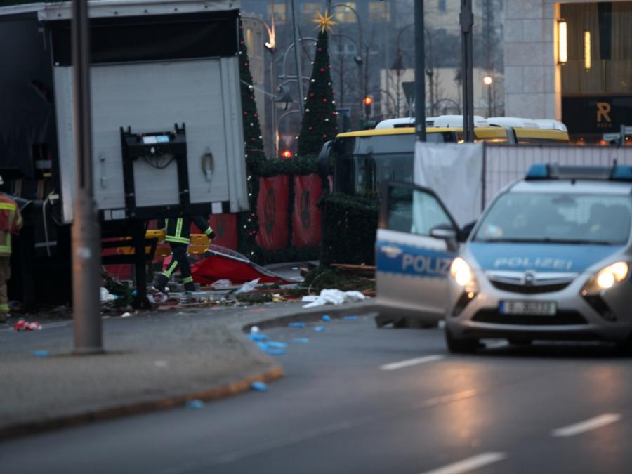 Bericht: Breitscheidplatz-Attentäter hatte offenbar Mitwisser