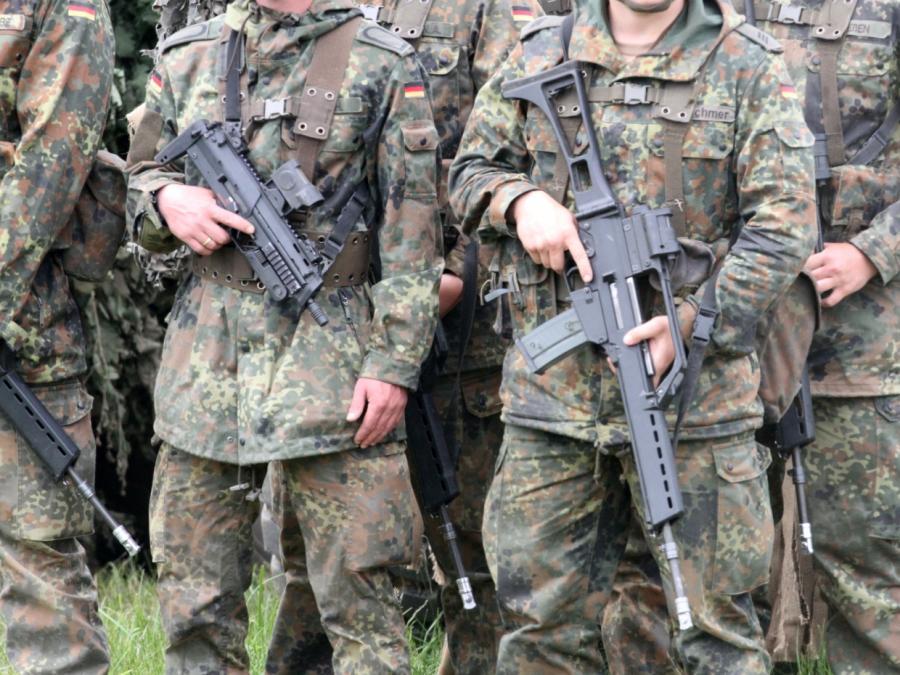 Bundeswehr hat seit 2008 fast 200 Rechtsextremisten entlassen