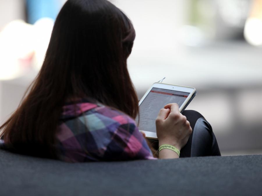 Sechs von zehn Bundesbürgern nutzen Tablets