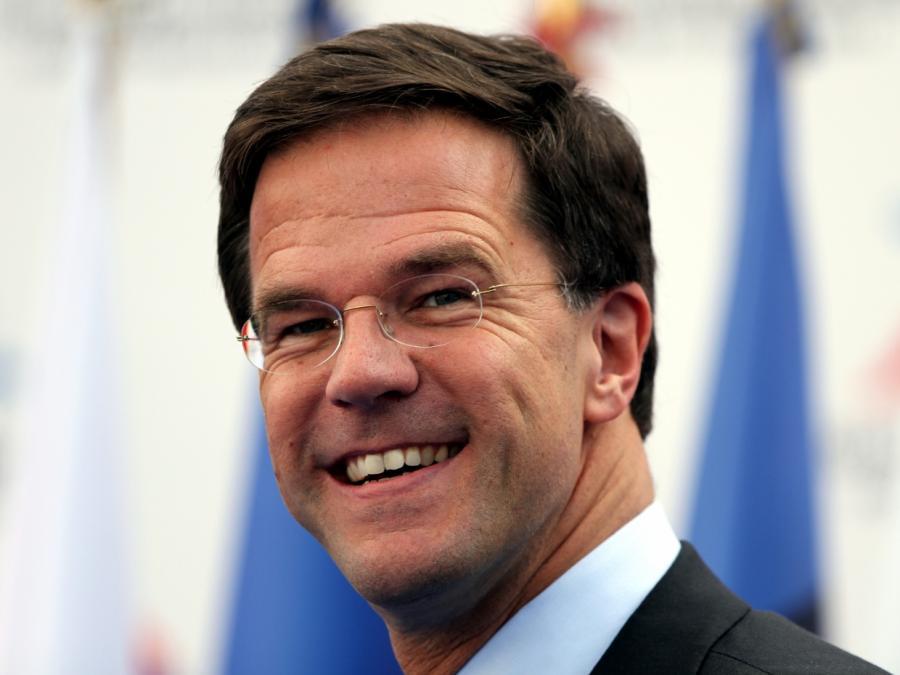 Niederlande: Ruttes Partei bei Parlamentswahlen deutlich vorne