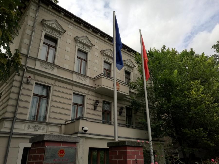 Aus Berlin entführter Vietnamese zu lebenslanger Haft verurteilt
