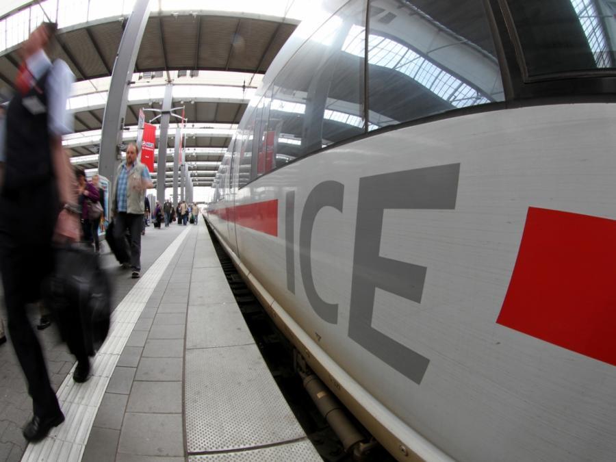Bahn vermeldet Passagierrekord auf Strecke Berlin-München