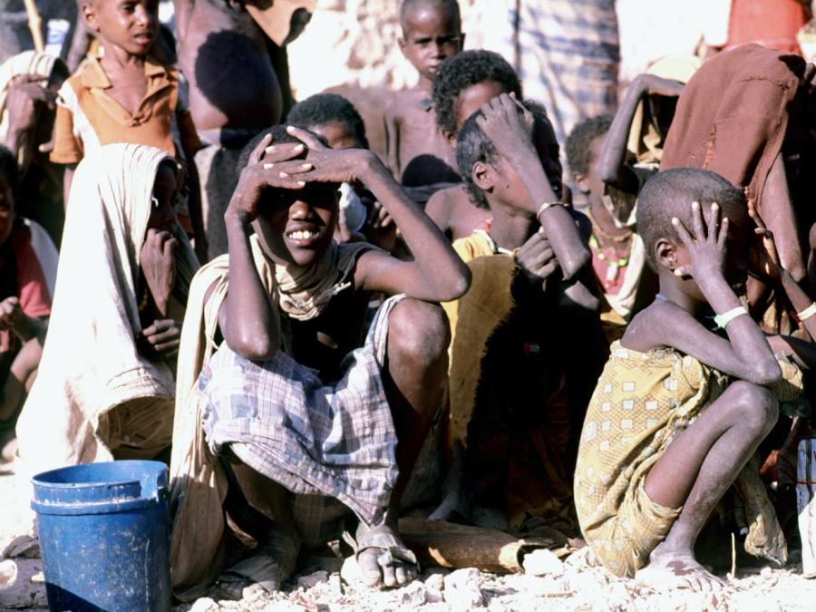 Welthungerhilfe: Tumulte bei Nahrungsmittelverteilung in Ostafrika