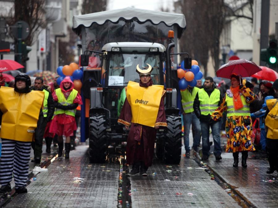 Karnevalsverband kritisiert Kosten für Sicherheitsmaßnahmen