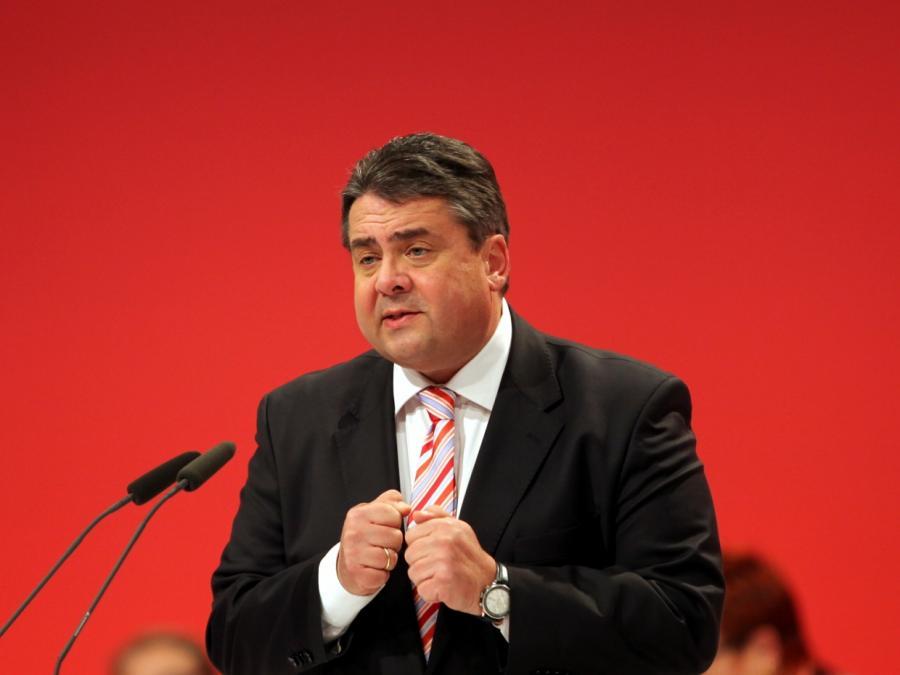 Gabriel: US-Demokraten sollten der SPD eine Warnung sein
