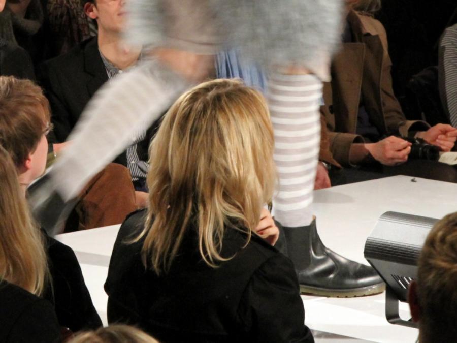 Modedesigner Lagerfeld fühlt sich Deutschland verbunden