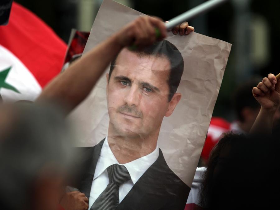 Nouripour: Assad für Giftgas-Einsatz verantwortlich
