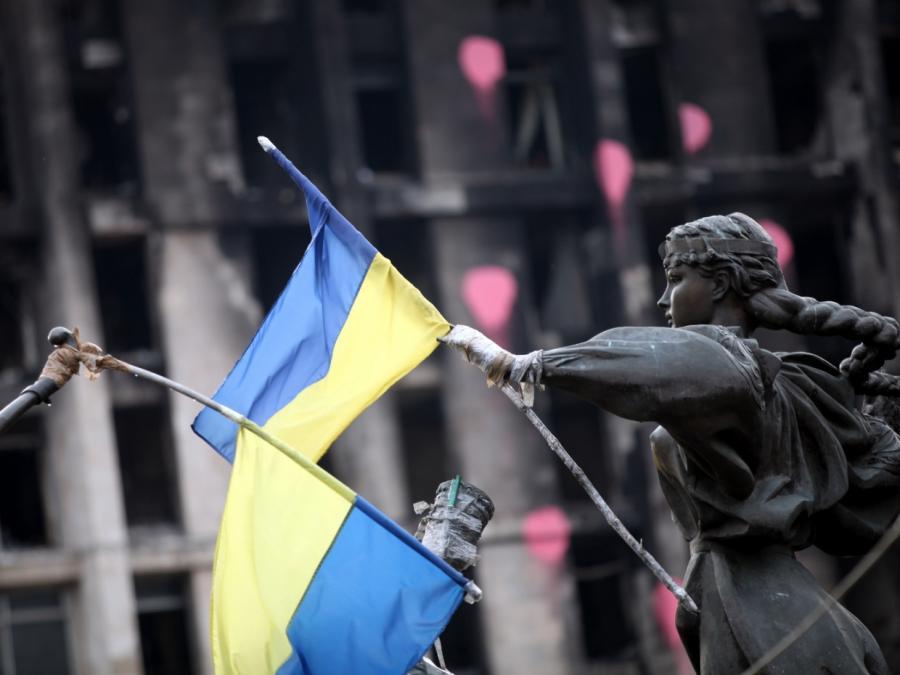 Prognosen: Selenskyj gewinnt Präsidentschaftswahl in Ukraine