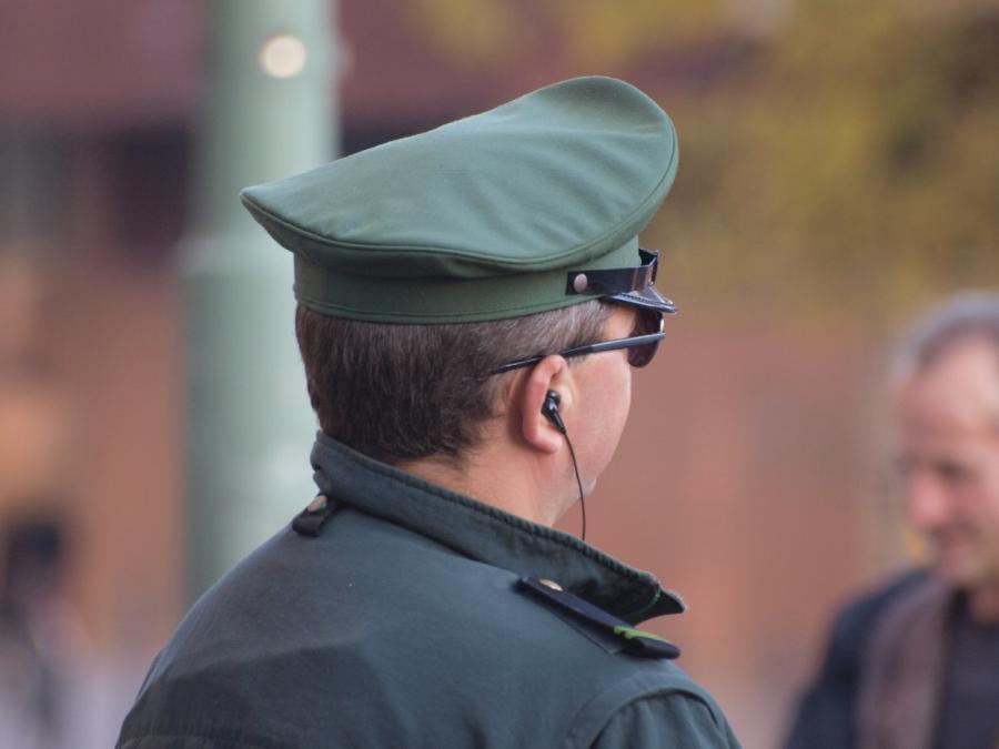 Merz schlägt Polizisten als Disco-Türsteher vor
