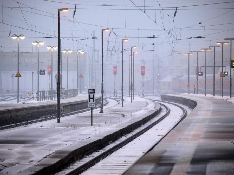 Meistes Bundesgeld für Bahnhofsrenovierungen bisher nach Bayern