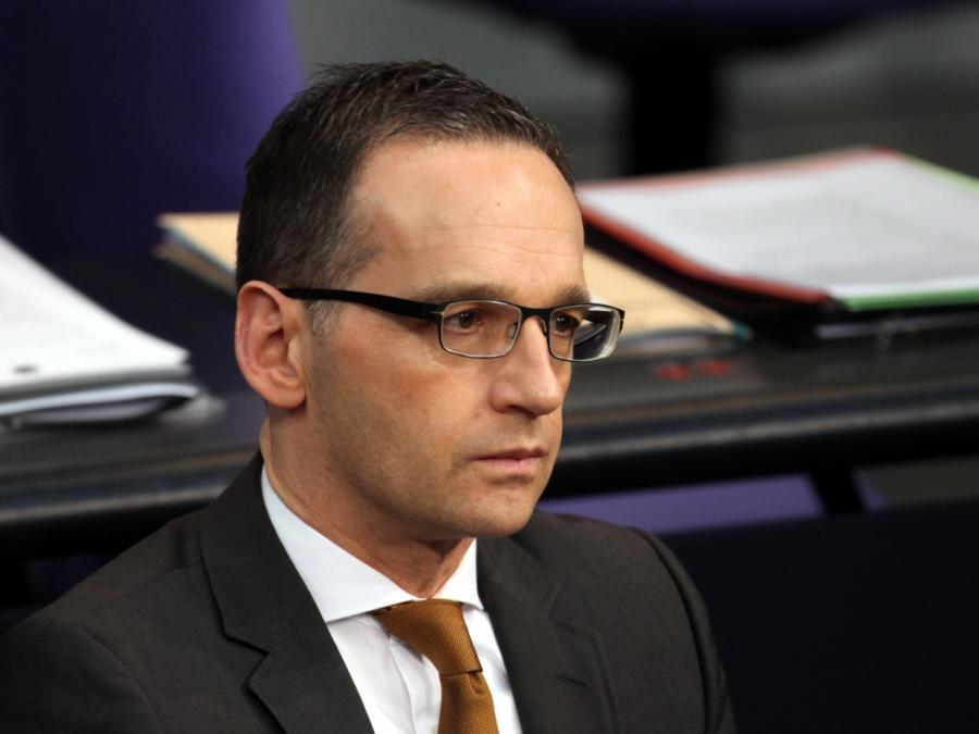 Maas verteidigt Russland-Politik gegen Kritik aus eigenen Reihen