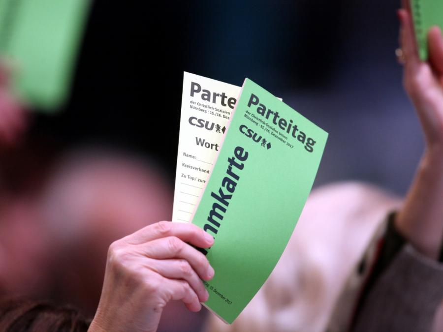 CSU erlaubt CDU-Mitgliedern künftig Parteieintritt