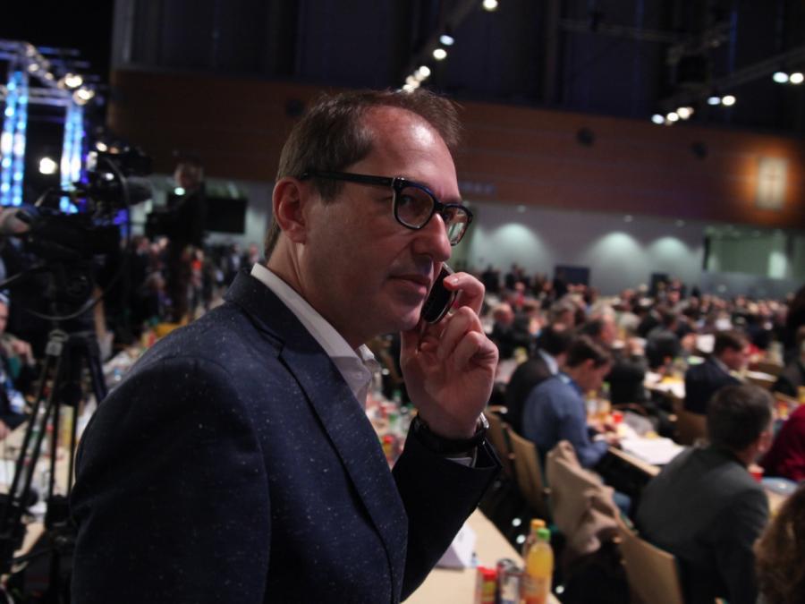 Dobrindt erwartet Personaldiskussion in der CSU