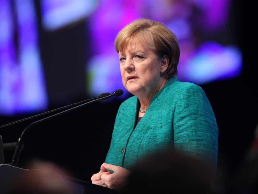 Merkel äußert Verständnis für Unzufriedenheit in Ostdeutschland