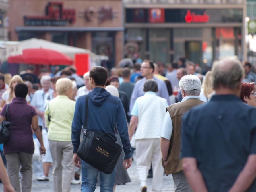 Fast jeder Fünfte in der EU ist über 65 Jahre alt
