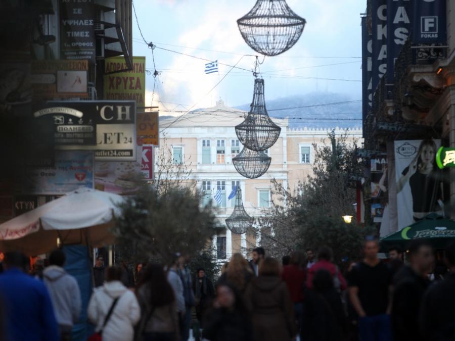 ESM-Chef: Griechenland könnte schon in Kürze auf eigenen Beinen stehen