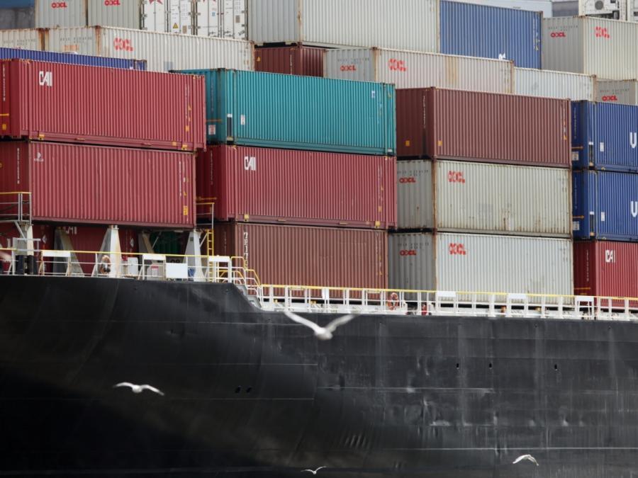 Bundesregierung für weltweite Container-Ausstattung mit Peilsendern